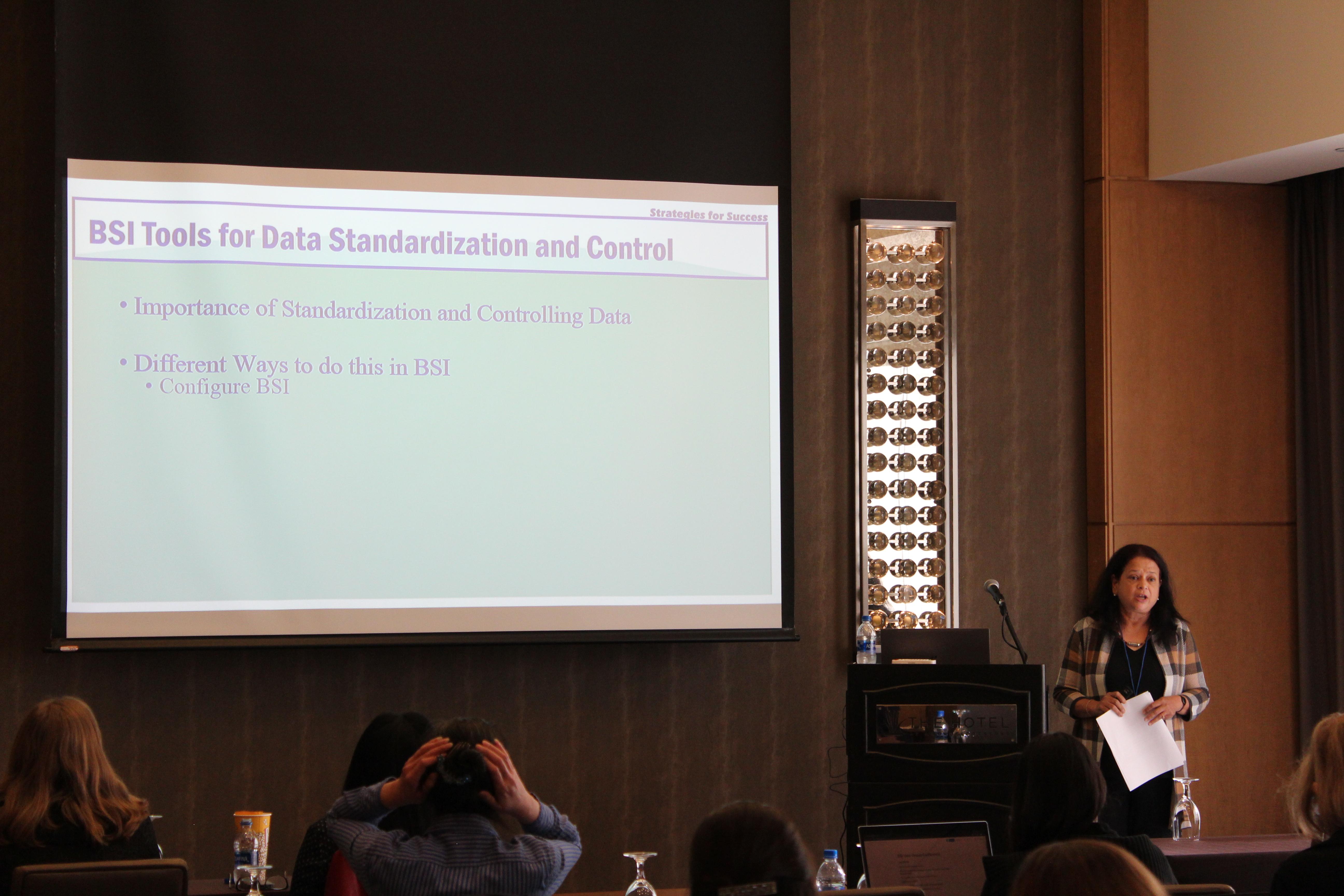 Data Standardization and Control presentation