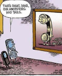 telephone ancestors