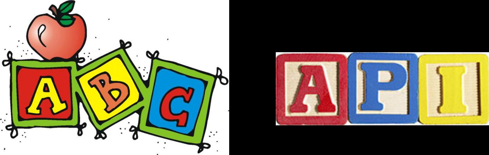 ABC and API blocks