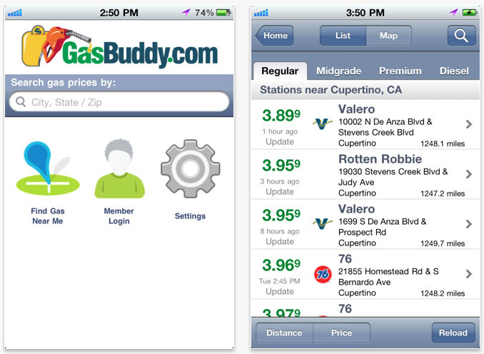 Gas-Buddy-iPhone-Price-Comparison-App