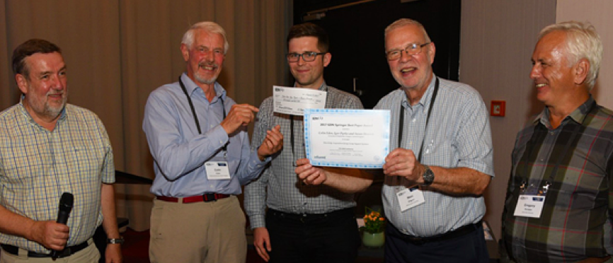 2017 GDN Springer Best Paper Award