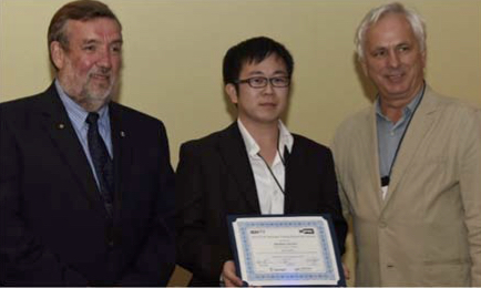 2016 GDN Springer Young Researcher Award