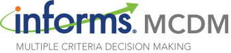Section on Multiple Criteria Decision Making