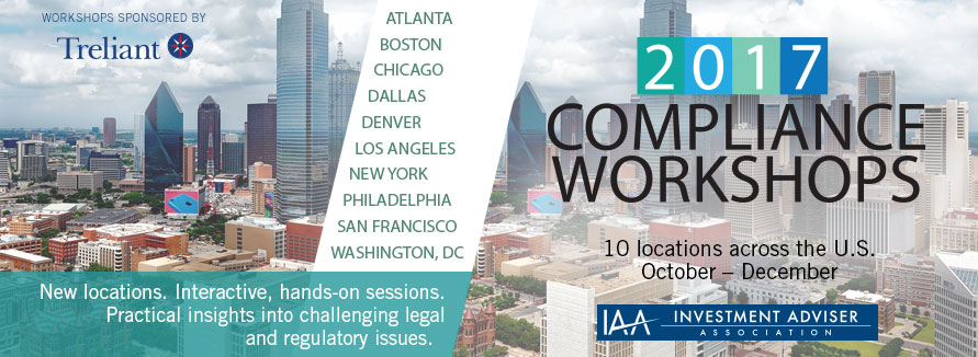 Compliance Workshops
