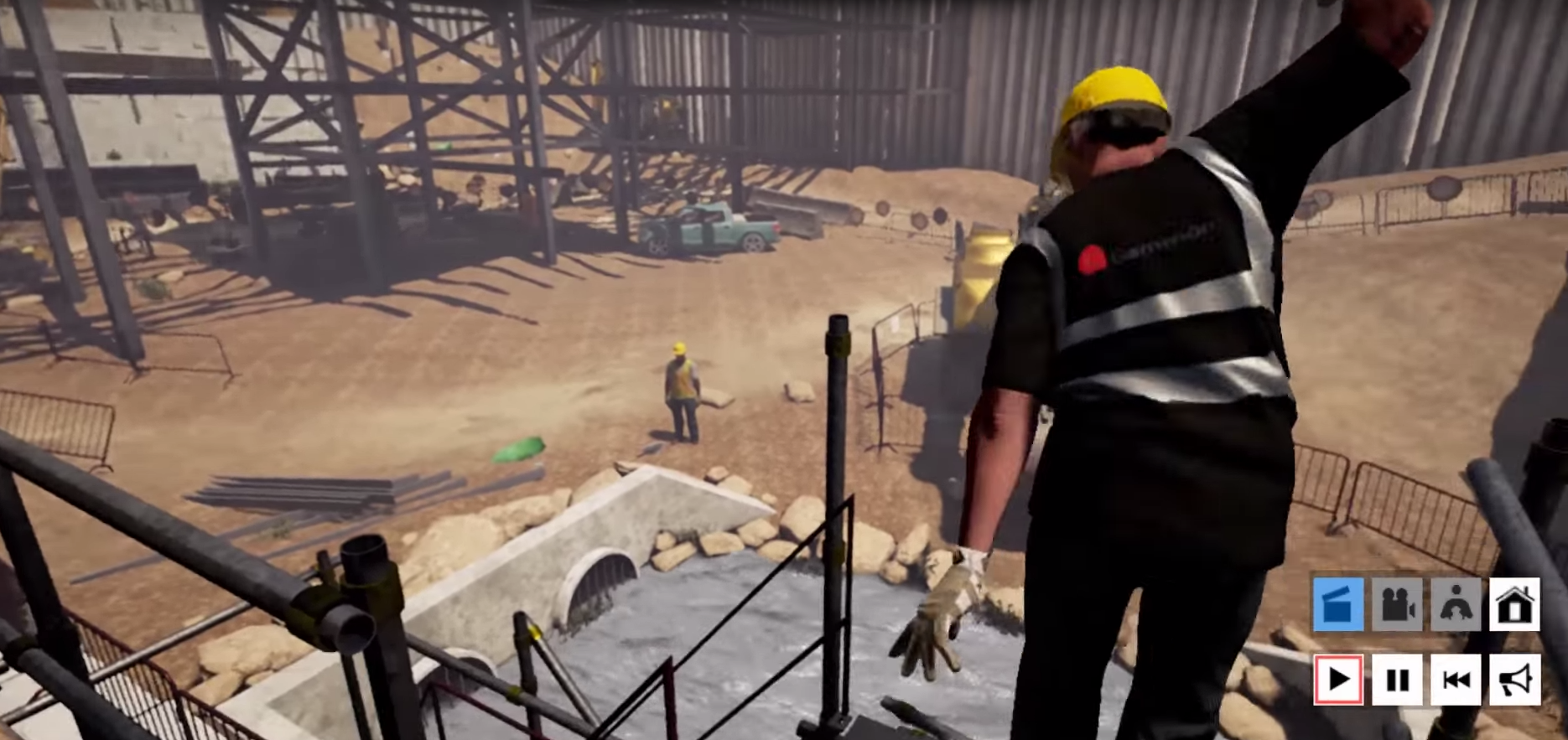 How Virtual Reality Is Making Construction Sites Safer