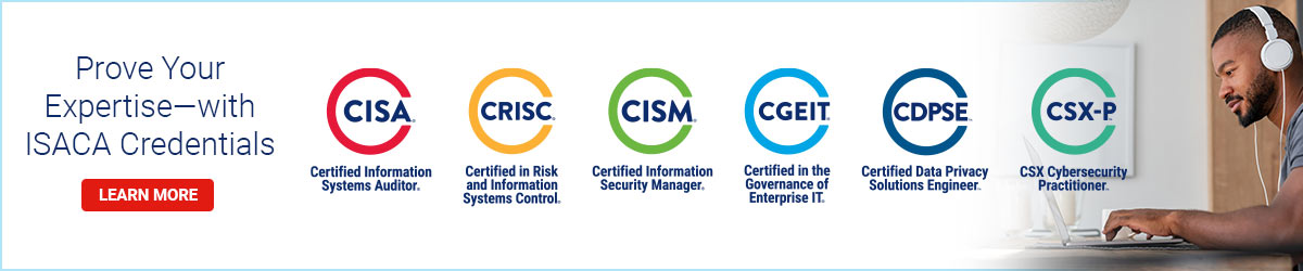 ISACA Certifications