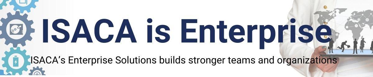 Isaca Is enterprise