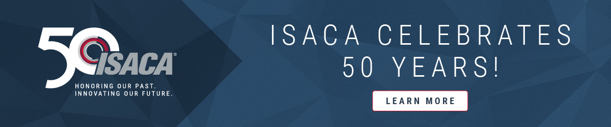 ISACA Celebrates 50 Years