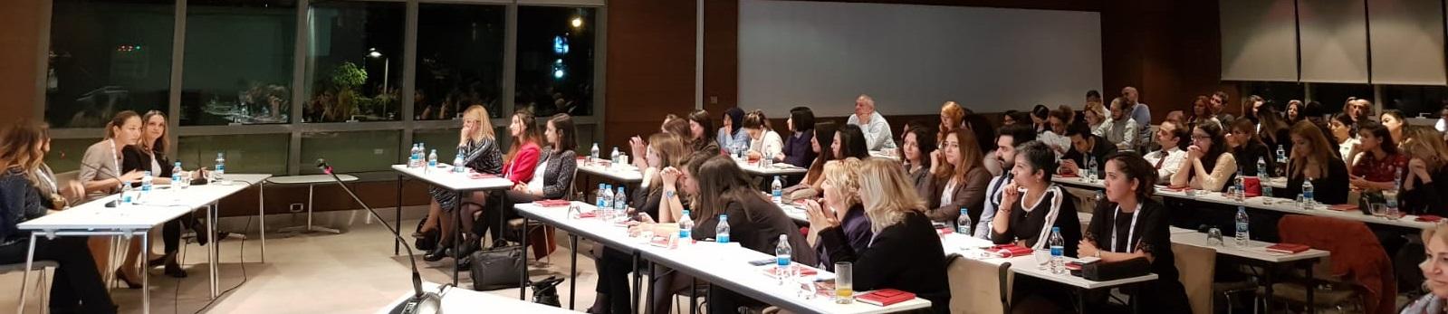 SheLeadsTech ISACA Istanbul Etkinliği