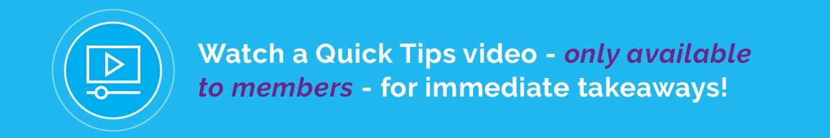 ILEA Quick Tips Videos