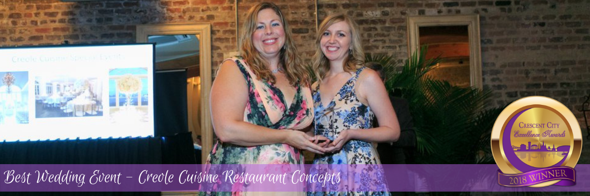 Best Wedding Event - Creole Cuisine Restaurant Concepts