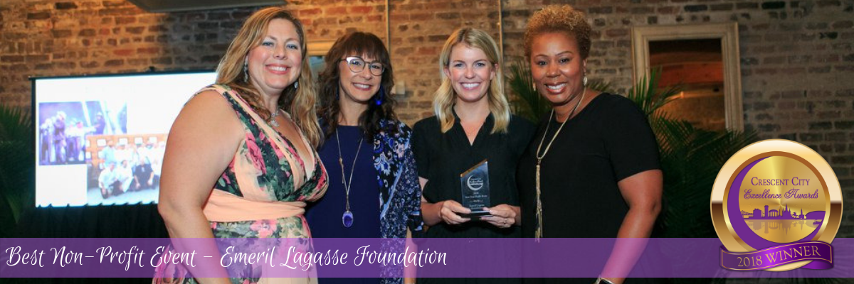 Best Non-Profit Event - Emeril Lagasse Foundation