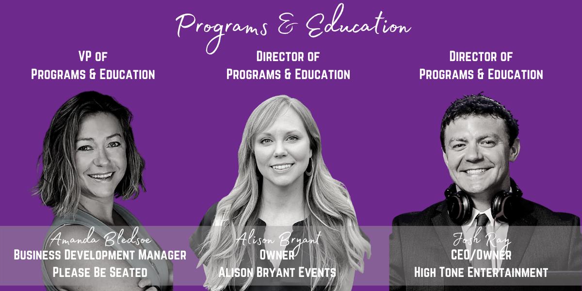 ILEA Nashville Programs & Education Team