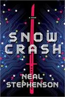 Snow Crash Book Cover