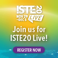 Register now for ISTE20 Live!