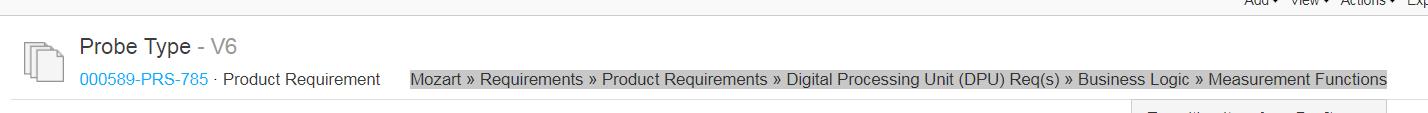 "Example of Folder Hierarchy ""Location"""