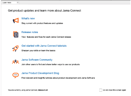 Release Notes and Announcements - Jama Software Community