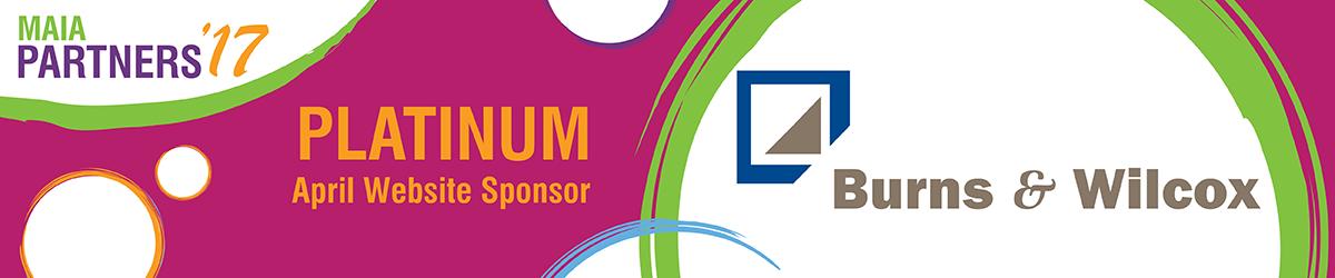 Burns & Wilcox Platinum Partner