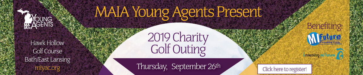 Swing into Action at Michigan Young Agents Charity Golf Outing