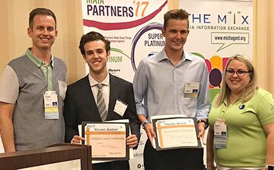 IIAOC Scholarship Winners