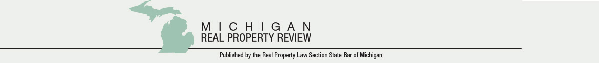 Michigan Real Property Review
