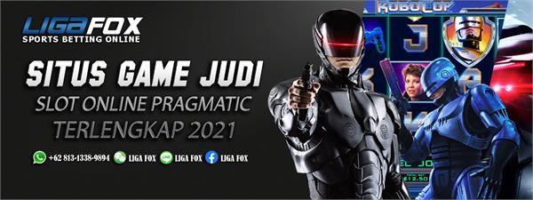 KUMPULAN SITUS JUDI GAME SLOT ONLINE TERPERCAYA 2020 2021 LIGAFOX DI INDONESIA