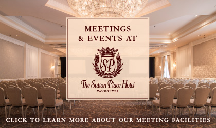 Sutton Place Hotels for Meetings