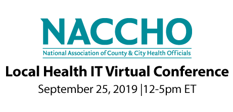 NACCHO Local Health IT (LHIT) Virtual Conference