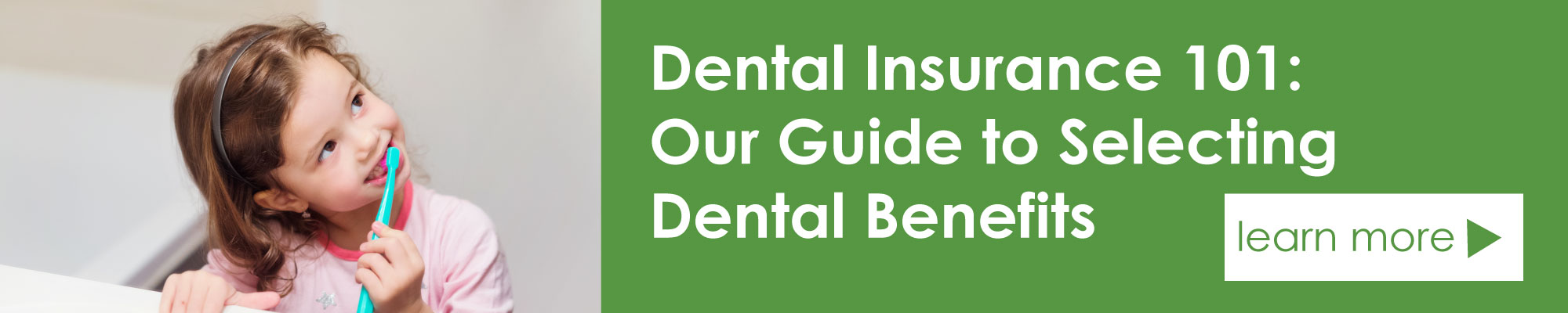 Dental Insurance 101: Our guide to selecting dental benefits