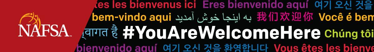 #YouAreWelcomeHereSocialMediaCampaign
