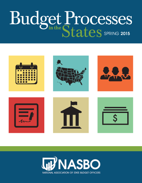 budget processes in the states nasbo