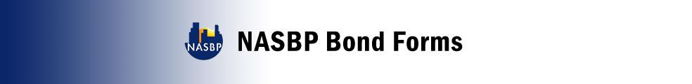 NASBP Bond Forms