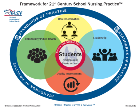 Framework for 21st Century School Nursing Practice Key Principles