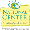 National Center for Children's Vision and Eye Health at Prevent Blindness logo