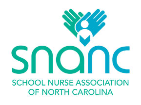 School Nurse Association of North Carolina logo