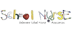 Delaware School Nurse Association logo