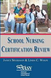School Nursing Certification Review book cover image