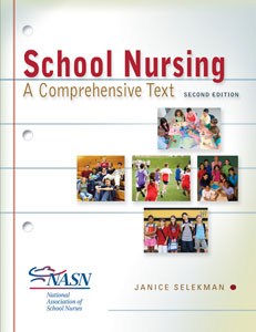School Nursing: A Comprehensive Text book cover image