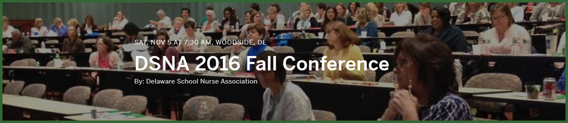 DSNA 2016 Fall Conference