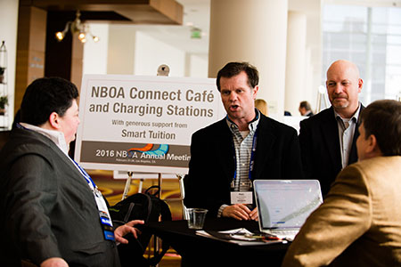 NBOA Connect Cafe