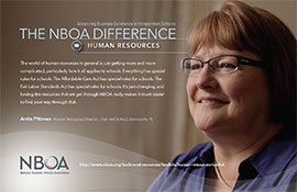 The NBOA Difference