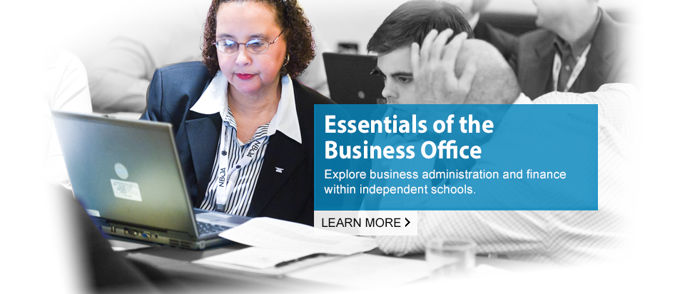 Essentials of the Business Office