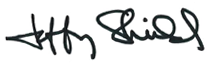 Jeff Shields signature