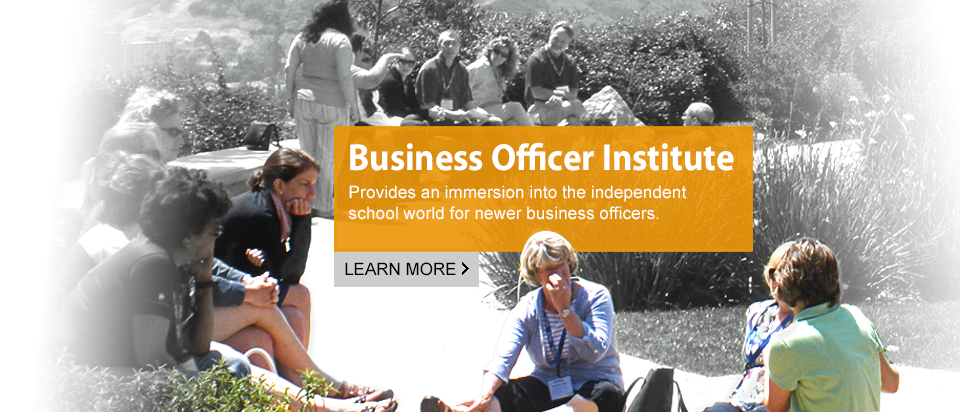 Business Officer Institute