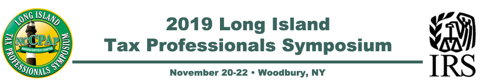 Long Island Tax Professionals Symposium 2019