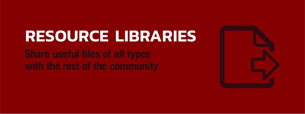 Resource Libraries