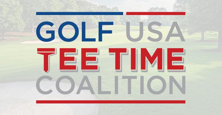Tee Time Coalition logo
