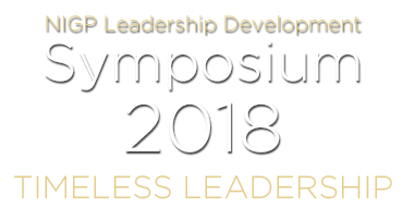 2018 Leadership Symposium