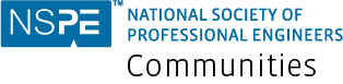 National Society of Professional Engineers Communities