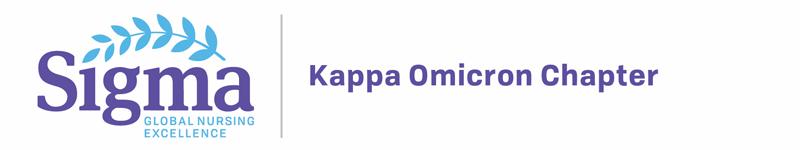 Kappa Omicron Chapter